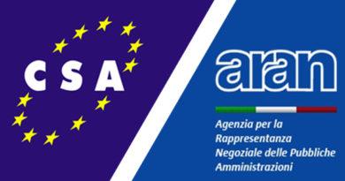 CSA RAL -  ARAN-CCNL