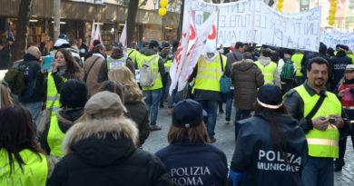 Polizia Locale: lo sciopero slitta al 21 giugno