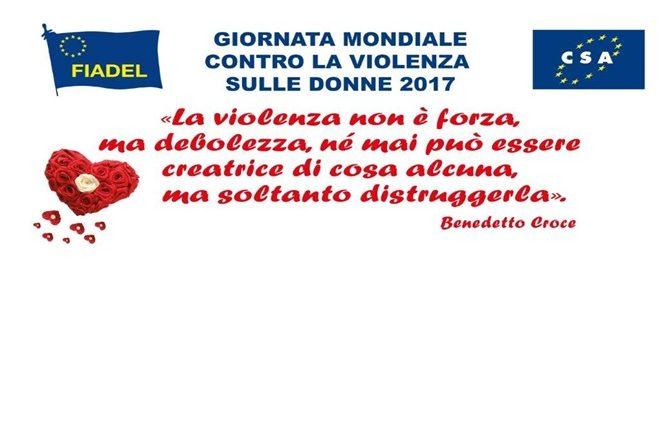 A Napoli manifestazione per la Giornata contro la violenza sulle donne