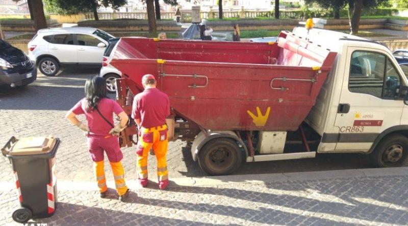 Assemblea dipendenti AMA Roma: il comunicato FIADEL