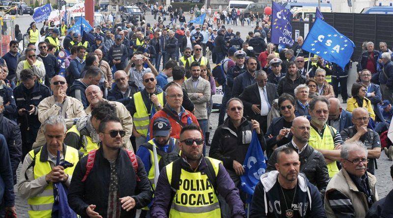 Invito di adesione allo Sciopero Nazionale della Polizia Locale