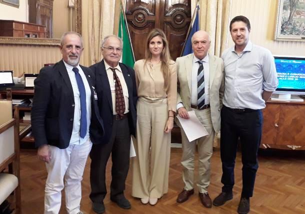 Il CSA incontra il Sottosegretario Molteni