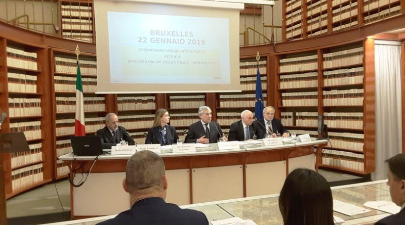 Convegno Polizia Locale – Roma 15 novembre – Camera dei Deputati